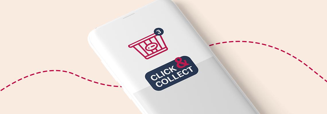 Sådan kommer du nemt igang med Click and Collect