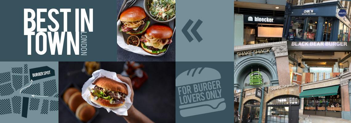 Guide til trendspotter Gavin Lucas' bedste burgerspots i London