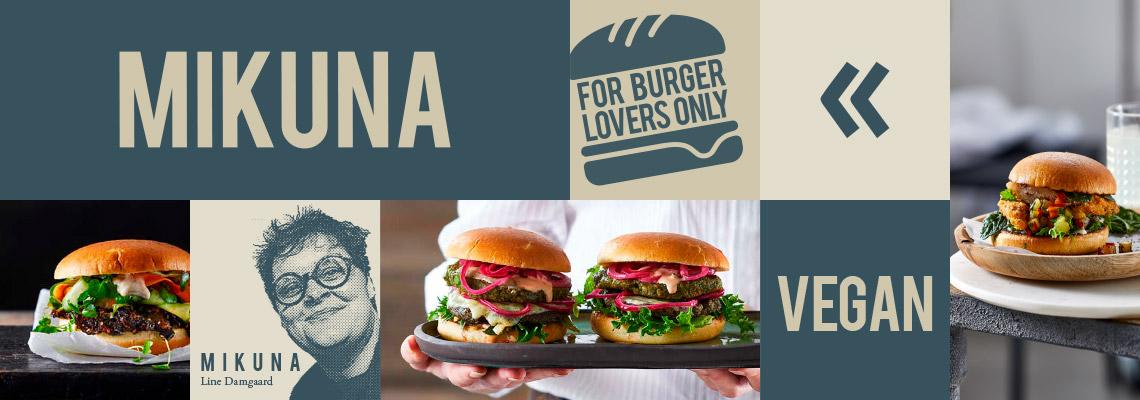 Sådan gør du din vegetar-burger til en gourmetburger