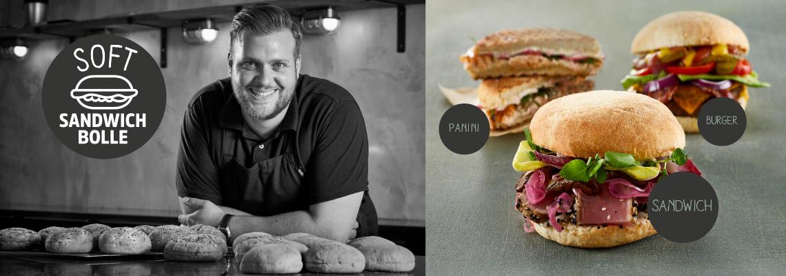 Rasmus Bungaard, Kok og sandwich-entusiast