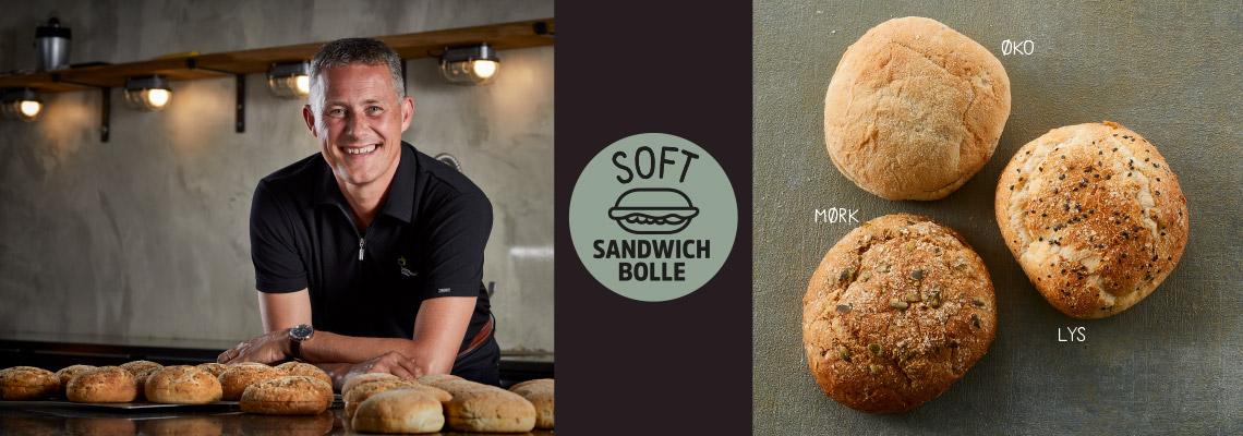 Soft Sandwich - Skabt til travle spisesteder